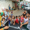 ENTREGA DE PRESENTES PARA AS CRIANÇAS NO BAIRRO SÃO GONÇALO