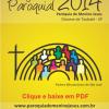 Calendário Paroquial 2014